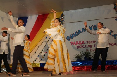 SPAC family seals Buwan ng Wika celebration with many